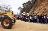 Continúa Alcaldesa de Badiraguato con Rehabilitación de caminos en la sierra