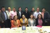 Se reune Cuén Ojeda con dirigentes locales del PAS en la zona norte y centro del Estado