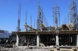 Buen avance en la construcción del Hospital General de Culiacán y del HPS