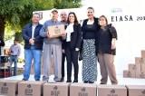 Inicia DIF entrega de  despensas del programa EIASA