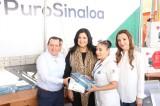 Fortalece Seguro Popular red de salud en Mocorito con entrega de equipamiento médico