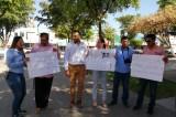 Recuerdan periodistas del Évora a Javier Valdez a dos años de su muerte