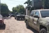 Realiza Ejército y Policía cateo en casa del Fraccionamiento Rinconada del Évora
