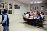 Empresa de gasoducto capacita a funcionarios en Salvador Alvarado