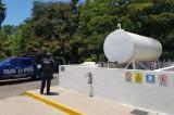 Decomisan 4 mil litros de combustible y seis personas son detenidas por la FGR y Guardia Nacional