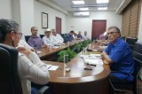 Acuerda Graciela de Domínguez con ganaderos mesas de trabajo