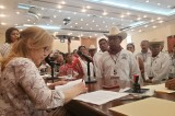 Concluye Congreso histórico foros de consulta indígena; recibe iniciativa de Ley