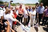 Da Gobernador banderazo para una nueva vialidad en Mazatlán