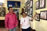 Turistas deben conocer la historia de Pedro Infante: Óscar Pérez Barros