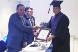 Se gradúan 34 alumnos de la facultad de Educación Física de la UAS