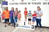 Realiza DIF encuentros de natación de Verano 2019