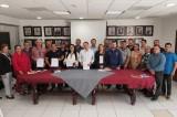 Integran el Comité Municipal de Apoyo al Censo de Población y Vivienda