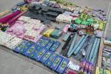 Decomisan 200 kilogramos de pirotecniaen Salvador Alvarado