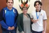 Estudiante de la Allende gana 3er lugar en XXX Olimpiada Nacional de Física