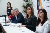 Presentan diputados e INE Boleta Electrónica a patronatos Pro Municipalización