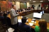 Designan a José Lauro Melendres como presidente de CODESIN