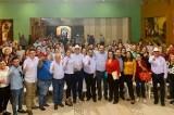 Asumen David Bastidas y Carmen Abigail Acuña dirigencia del PRI en San Ignacio