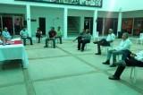 Encabeza alcaldesa reunión con Comité Municipal de Salud en Angostura