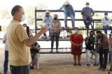 Quirino entrega obras en comunidades de Concordia