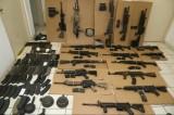 Se enfrentan a balazos GN y PEP contra delincuentes en Tepuche