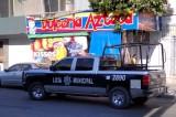 Se llevan aproximadamente 10 mil pesos en asalto en dulceria