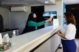 Protección Civil y la Dirección de Turismo revisan reapertura de hoteles y moteles en Guamúchil