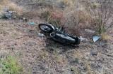 Muere joven motociclista al ser arrollado por un vehículo