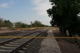 Se queda dormido sobre la vía del ferrocarril y lo arrolla el tren