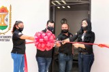 Inaugura Aglaee Montoya oficinas del IMDANG