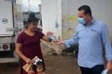 Éxito total entrega de despensas DIF a Pescadores: Sergio Torres