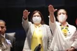 """""""Responsabilidad y compromiso me guiarán en Vicepresidencia del Senado"""": Imelda Castro"""