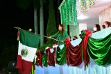 Cumple Lorena Pérez con el Grito de Independencia sin aglomeraciones