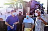 Memo Galindo gestiona en California maquinaría para servicios públicos de Mocorito