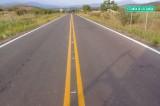 Modernizan la carretera Tacuichamona -estancia de los Garcías