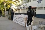 Asegura Ejército y GN una tonelada, de marihuana al norte de Culiacán