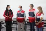 Inauguran salón de usos múltiples en Cruz Roja Angostura
