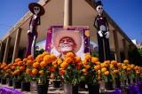 Instala Congreso altar en memoria de Ocadio (El Cayo) García