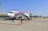 Llega a Mazatlán el primer vuelo canadiense, tras el inicio de la pandemia