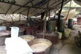 Aseguran laboratorio de sustancias químicas en Sanalona