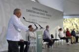 AMLO Felicitó al pueblo de Sinaloa por tener un Gobernador como Quirino