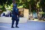 Detienen a presunto ladrón en el centro de Guamúchil