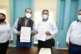 Firman Ayuntamiento de Mazatlán y Stasam Contrato Colectivo de Trabajo