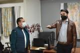 Luis Sánchez se une a la Administración Municipal de Mocorito