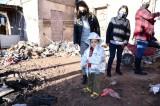 """Ayuda Alcaldesa a """"La Chapa"""", que perdió su casa por un incendio"""