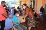 Entrega DIF Mocorito credenciales a personas con discapacidad