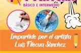IMJU Mocorito invita a participar en Taller de Pintura y Dibujo