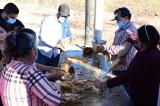 Alcaldesa de Salvador Alvarado inaugura la primera molienda artesanal