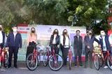 "Arranca DIF Sinaloa ""Ayúdame a Llegar""; se distribuirán 2 mil bicicletas"
