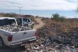 Detiene policía municipal a 5 personas por tirar basura
