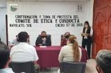 Ayuntamiento de Navolato pone en marcha el Comité de Ética y Conducta